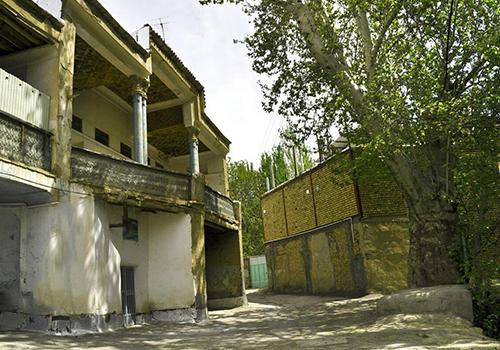 خانه تاریخی خان شهر باغشاد